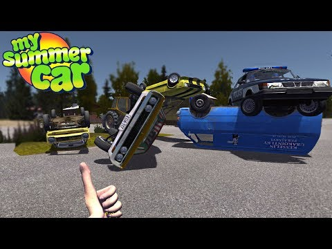 My Summer Car - FUNNY MOMENTS #1