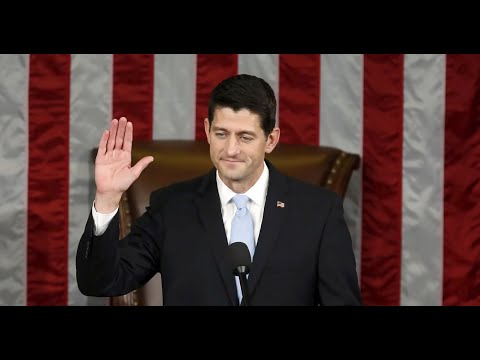 Introducing Paul Ryan, speaker of the U.S. House of Representatives