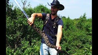 The LONGEST Timber Rattlesnake I Ever Handled!!