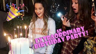 An Extraordinary Birthday Party  (WK 362.4) | Bratayley