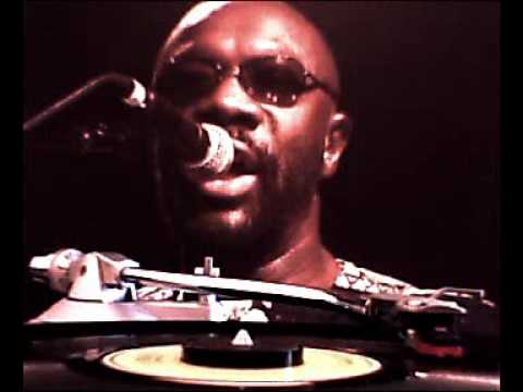 ISAAC HAYES --- CAFE REGIO'S
