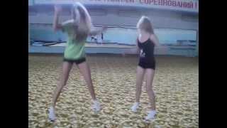 тренировка.акробатика