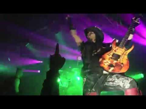 "ZENOBIA  LIVE SALA PENELOPE MADRID 17/3/2017 ""ALMA DE FUEGO FEST"""