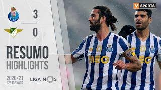 Highlights   Resumo: FC Porto 3-0 Moreirense (Liga 20/21 #12)