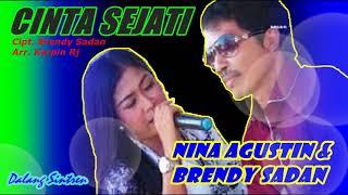 duet-nina-agustin-ft-brendy-sadan---cinta-sejati-tarling-cirebonan