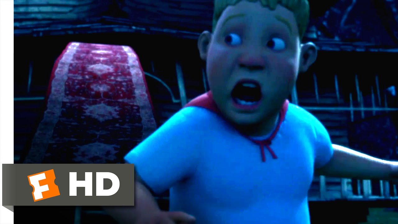 monster house 210 movie clip ding dong ditch doom
