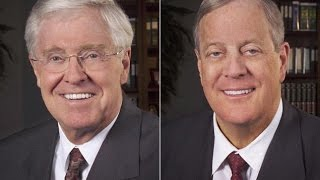 The Corrupt Koch Brothers
