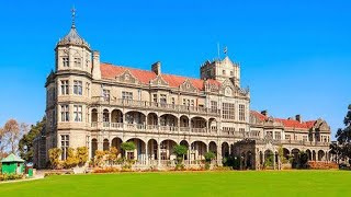 The history of Indian Institute of Advanced Study in Shimla #shimla