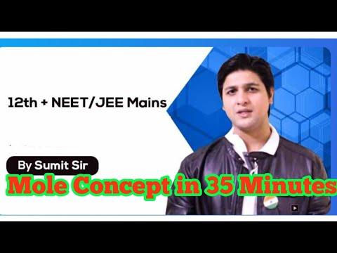 Mole Concept I Chemistry I Hindi