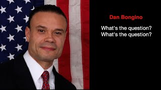 Dan Bongino has profanity-laced meltdown with reporter