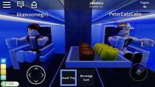 Cabin crew simulator (Roblox)