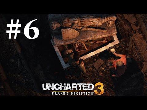 Uncharted 3: Иллюзии Дрейка (Drake's Deception) - Глава 1: Еще один раунд [#1] PS4