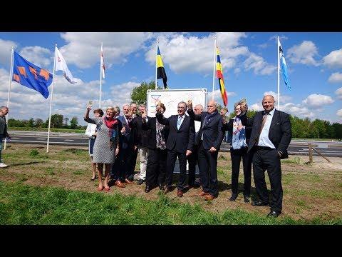 Historische dag voor Achterhoek en Twente met opening nieuwe N18