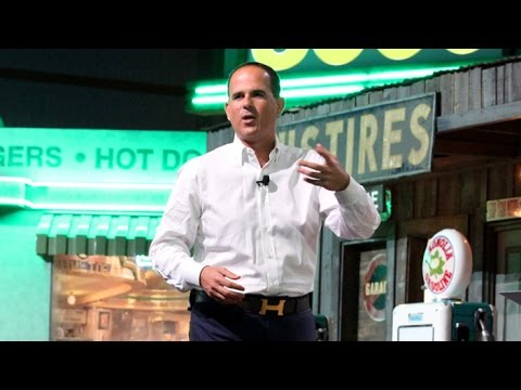 Marcus Lemonis Live Talk at Inc. 5000 Preview | Inc. Magazine ...