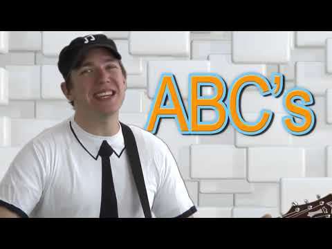 Blippi - The ABC Song