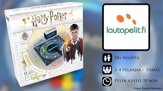 Harry Potter Tietopeli