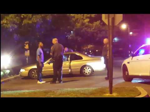 LIVE! DUI Traffic Stop Allentown PA