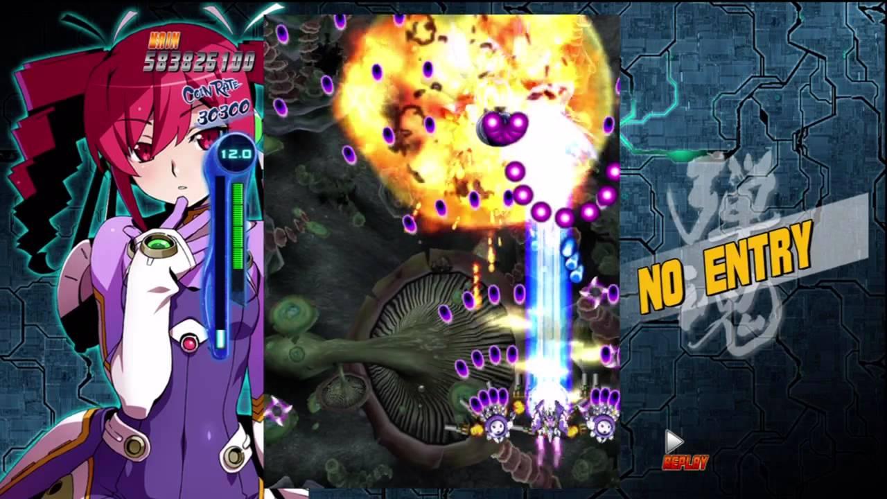 [One credit] Bullet Soul Infinite Burst (Xbox 360) - YouTube