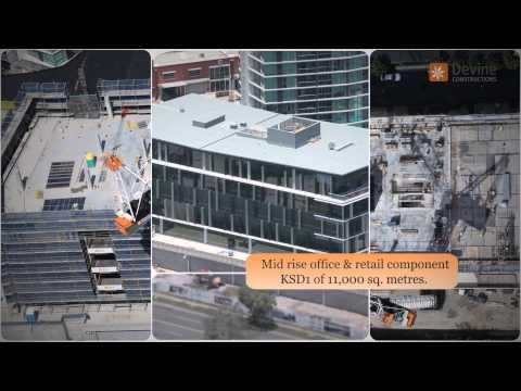 Devine Constructions - Hamilton Harbour Apartments Construction - Brisbane