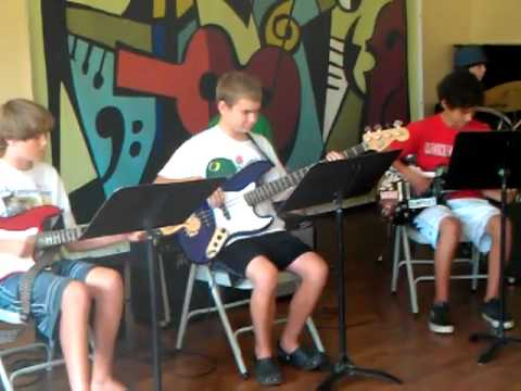 """July 15, 2011 """"Wild Thing"""" Cascade School of Music Bend, Or:"""