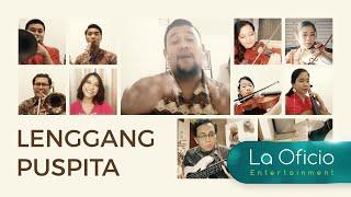 Lenggang Puspita - Afgan / Guruh Soekarno Putra | VIRTUAL MINI ORCHESTRA