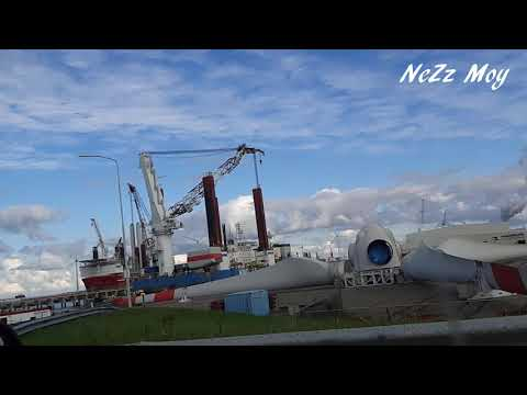 Eemshaven Seaport The Energy Port Of Northwest EUROPE // Province Groningen - Netherlands
