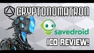 SAVEDROID ICO Review! Cryptocurrencies for Everyone with AI Management! SVD