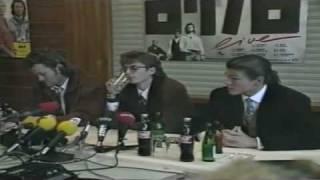 A-ha in Hamburg - 1991