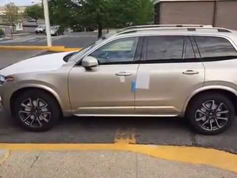 All New 2016 Volvo XC90 Koons Volvo Just Arrived to Owings Mills - YouTube