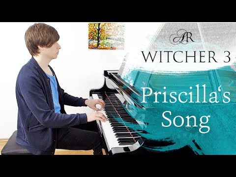 The Witcher 3 OST - Priscilla's Song (Wolven Storm) | Piano Cover (Arrangement)