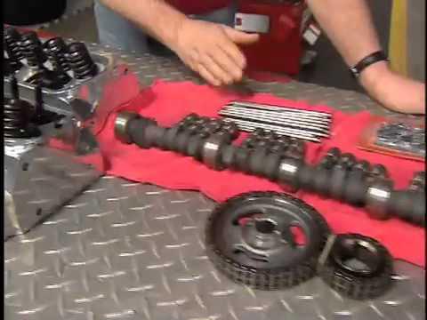 Edelbrock Power Package parts