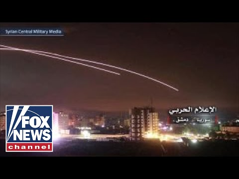 Israel conducts largest strike in Syria since Yom Kippur War