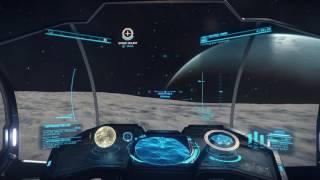 Elite Dangerous - This Planet(Moon... -.-) Breaks My Mind...