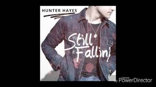 Hunter Hayes/ Still Fallin Lyrics
