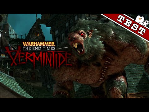 Warhammer: End Times Vermintide - Den Sklaven an den Kragen [Deutsch|German] Let's Play