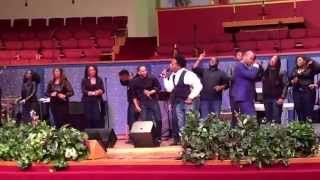 Jj Hairston and Youthful Praise I See Victory Album Release Concert You Are Great Deon Kipping