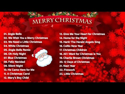 Best Christmas Songs Playlist ?? Christmas Music Mix ? Top Christmas Songs 2020