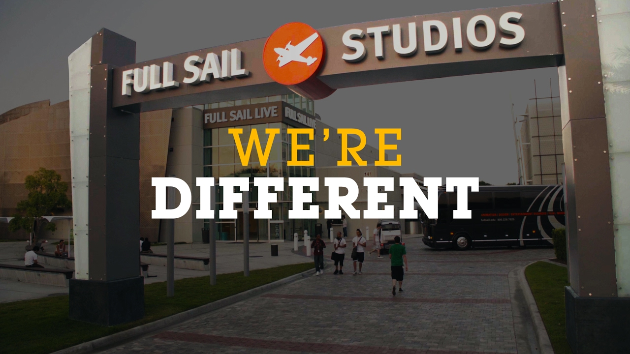 Full Sail Online Tuition