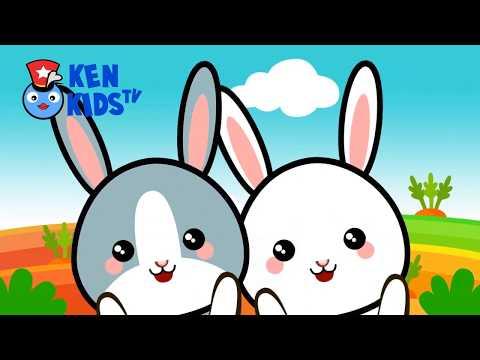 Lagu Kelinciku Lagu anak Indonesia Nursery Rhymes Ken KidsTV