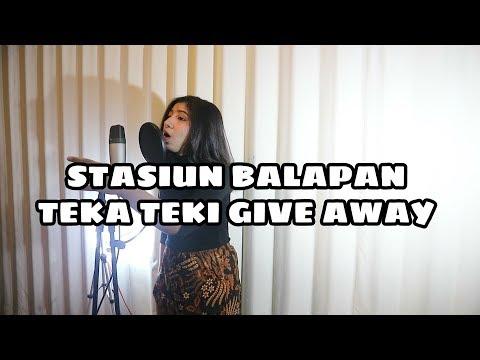 STASIUN BALAPAN - DIDI KEMPOT COVER BY JEKA