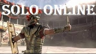 Xbox One: Ryse Son Of Rome Solo Multiplayer Online