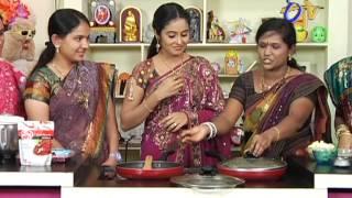 Abhiruchi - dosakaya vankaya pachadi