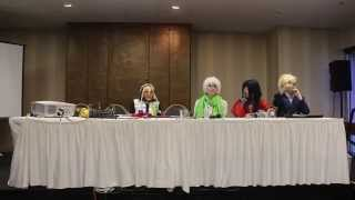DRAMAtical Murder Re:Play Panel at Anime Fusion 2014