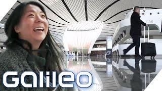 Mega-Flughafen in Peking: Wie innovativ ist der modernste Airport der Welt? | Galileo | ProSieben