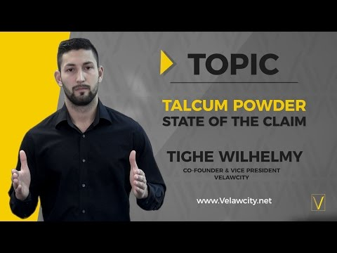Talcum Powder Lawsuit | State of the Claim