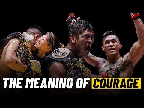 Chatri Sityodtong: The Meaning Of Courage