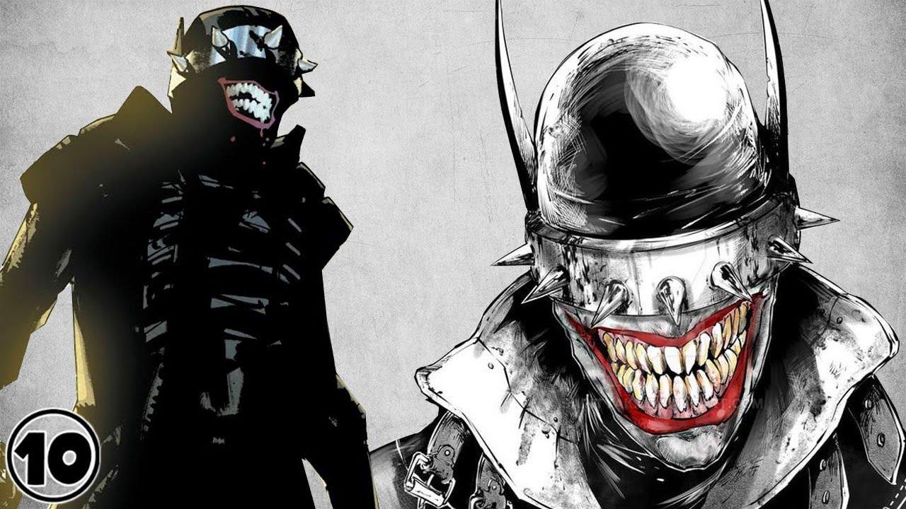 Download Top 10 Batman Who Laughs Shocking Facts - Part 2