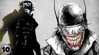 Top 10 Batman Who Laughs Shocking Facts - Part 2