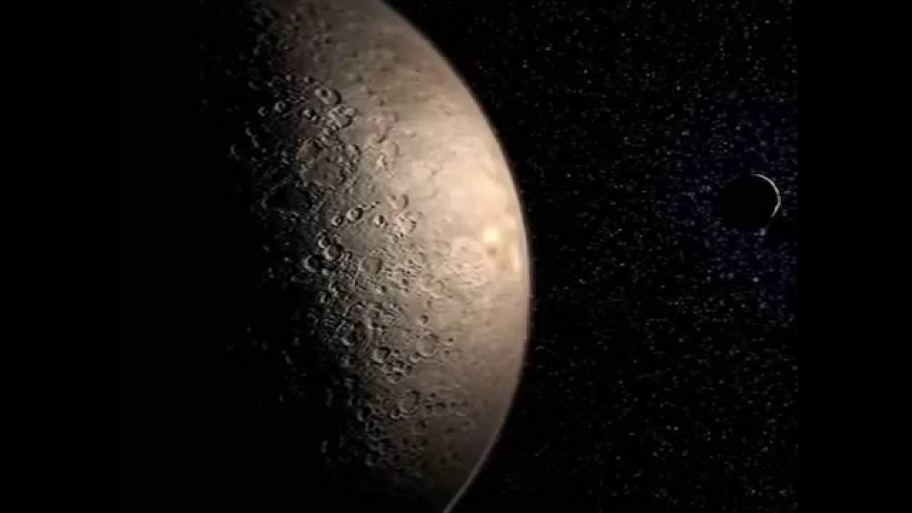 планеты фото меркурий