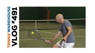 Hybrid Tennis Strings Explained - VLOG #491